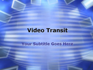 Video transmission technology Powerpoint Templates