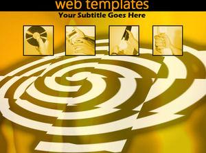 Modèles Web Powerpoint Templates Téléchargement Gratuit