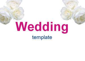 White Rose - Wedding Day