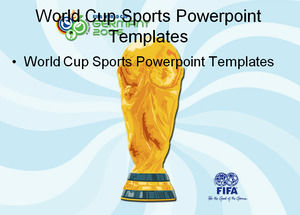 World Cup Sports Powerpoint Templates